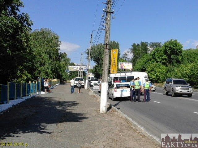 По вулиці Винниченка у Чернівцях сталася аварія, фото-2