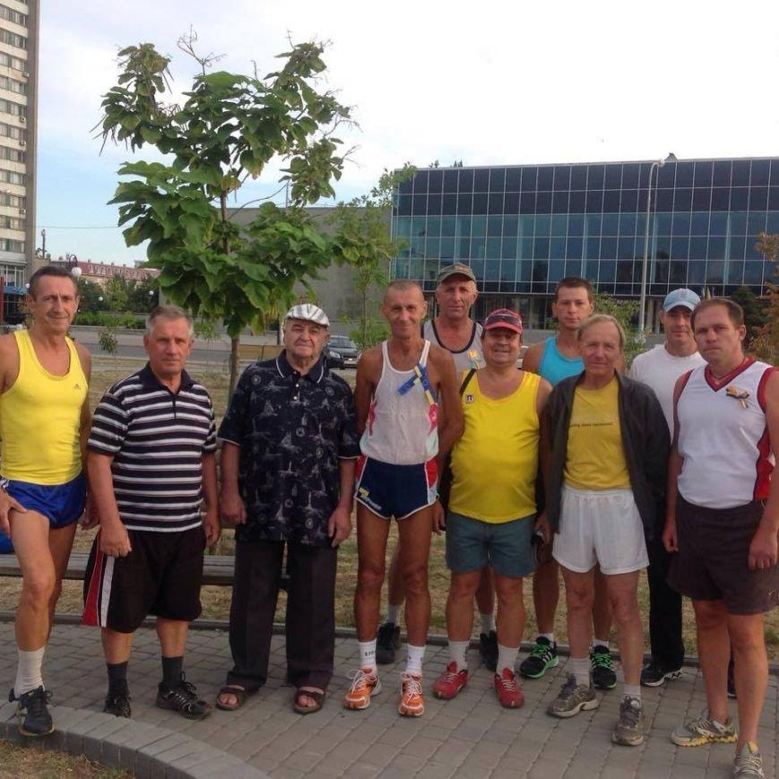 В Бердянске состоялся традиционный забег в честь Дня Независимости Украины, фото-2