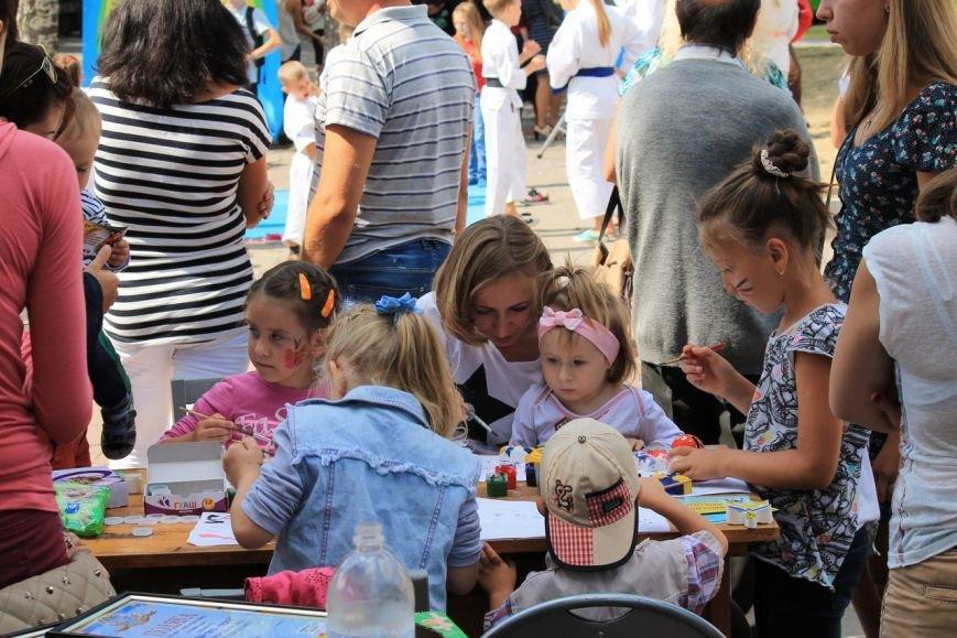 """У Житомирі презентували проект підтримки родин учасників АТО """"Мій тато – герой!"""" (фото) - фото 1"""