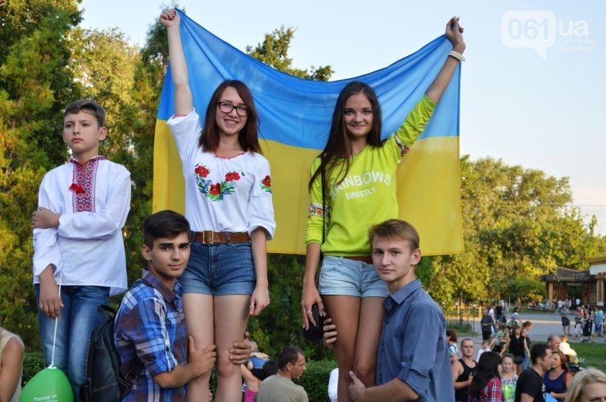 День Независимости в Запорожье: памятник «русскому миру», концерт в госпитале и марш военных (ФОТО, ВИДЕО) (фото) - фото 6