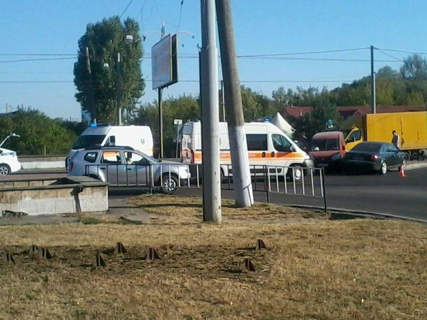 У Львові на Городоцькій сталось масштабна аварія (ФОТО) (фото) - фото 3