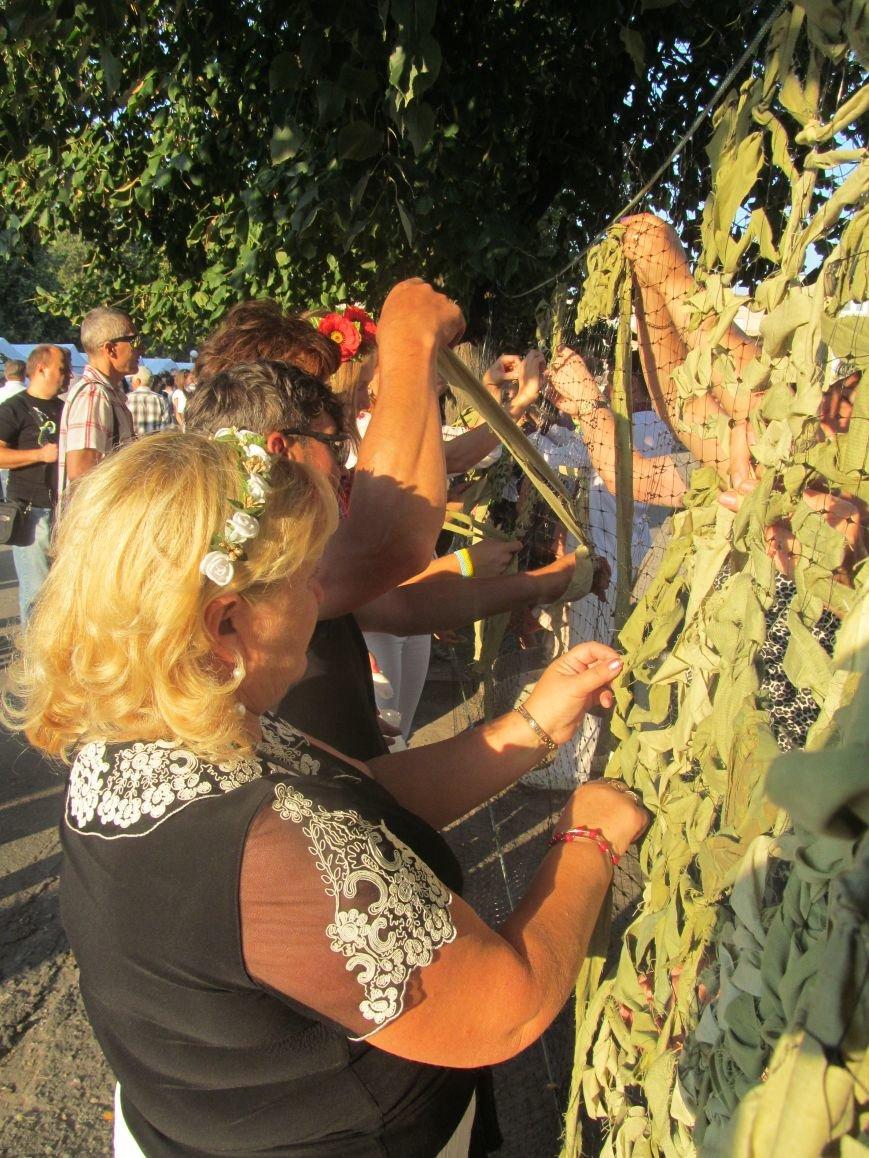 Как Кременчуг отмечал День независимости Украины (ФОТО), фото-12