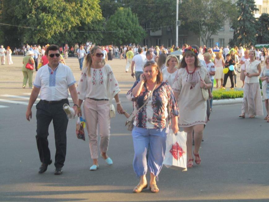 Как Кременчуг отмечал День независимости Украины (ФОТО), фото-5