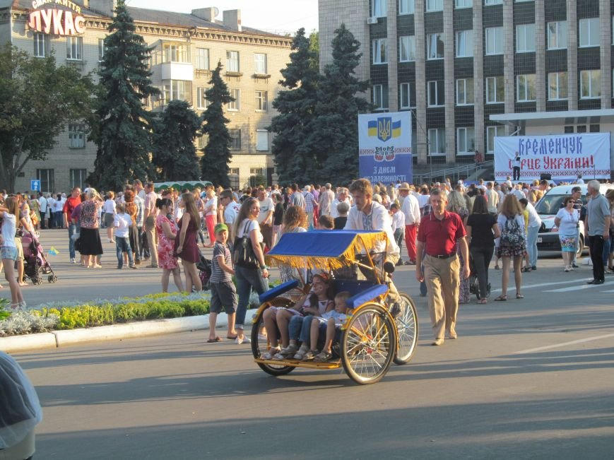 Как Кременчуг отмечал День независимости Украины (ФОТО), фото-6