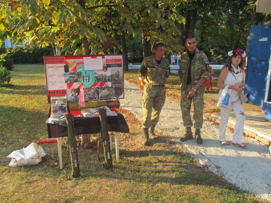 Как Кременчуг отмечал День независимости Украины (ФОТО), фото-13