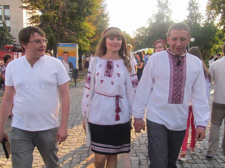 Как Кременчуг отмечал День независимости Украины (ФОТО), фото-7