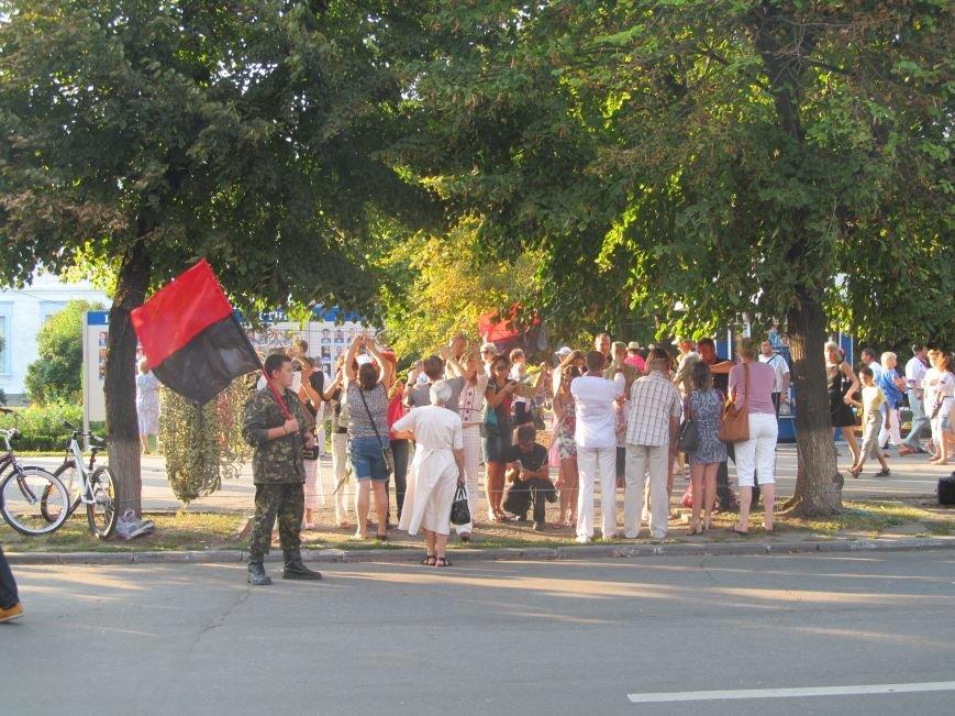 Как Кременчуг отмечал День независимости Украины (ФОТО), фото-8