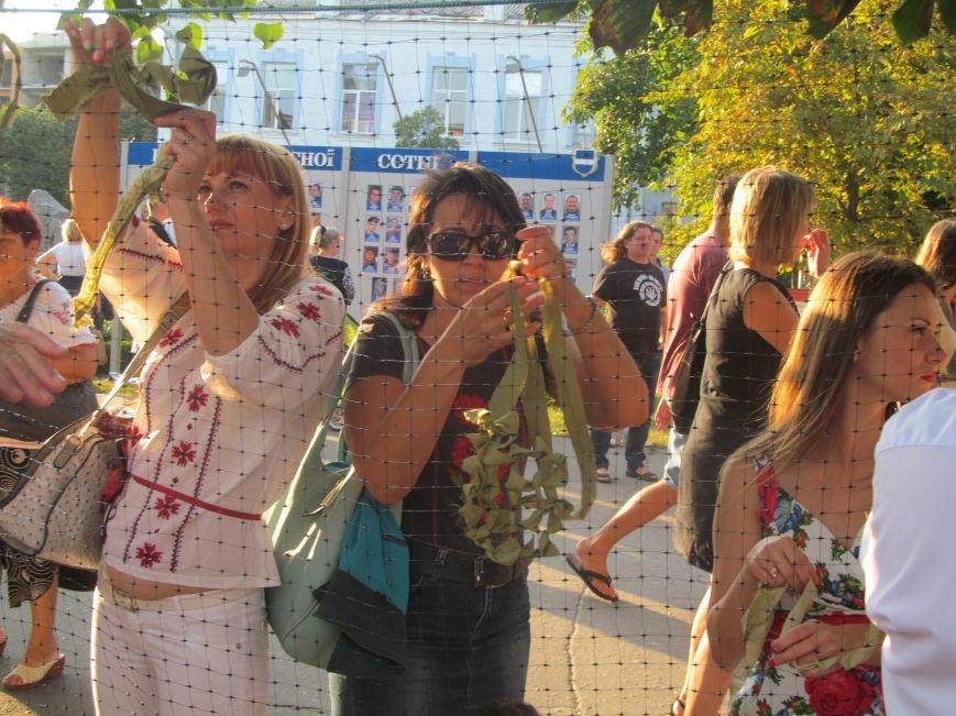 Как Кременчуг отмечал День независимости Украины (ФОТО), фото-9