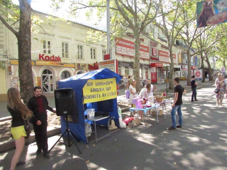 На ярмарке в Николаеве собрали деньги на «передовую» бойцам (ФОТО), фото-2
