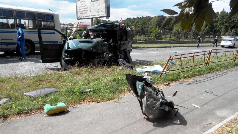 Двое детей из Кировоградской области пострадали в страшном ДТП. ФОТО (фото) - фото 1