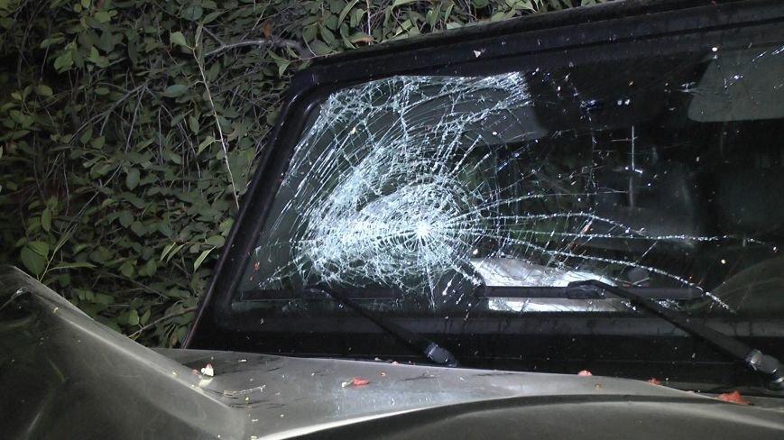 ДТП в Днепропетровске: Мерседес сбил 4-х пешеходов, одна женщина погибла (ФОТО) (фото) - фото 2