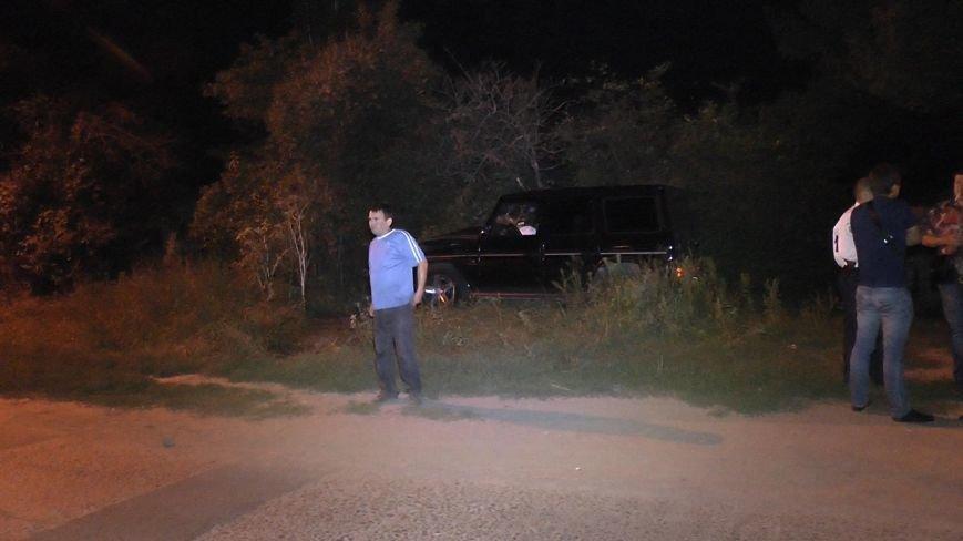 ДТП в Днепропетровске: Мерседес сбил 4-х пешеходов, одна женщина погибла (ФОТО) (фото) - фото 3