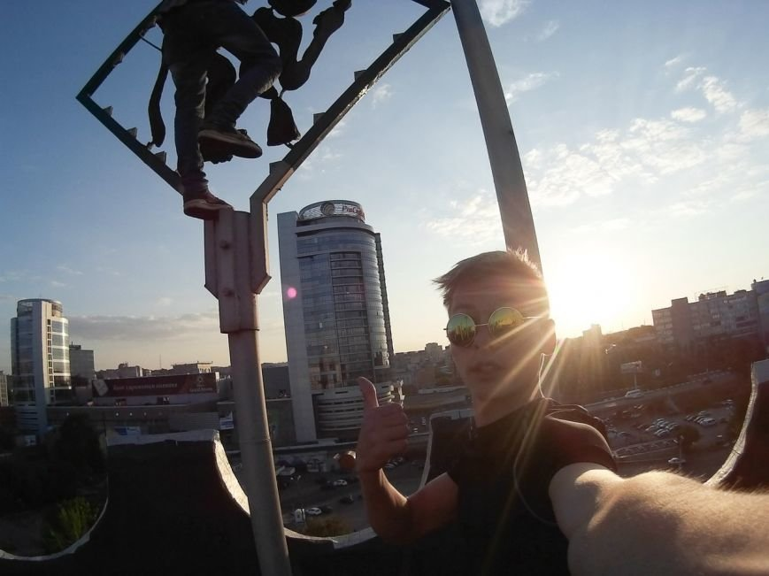 Экстремалы покоряют Днепропетровские вершины: куда на этот раз? (фото) - фото 5