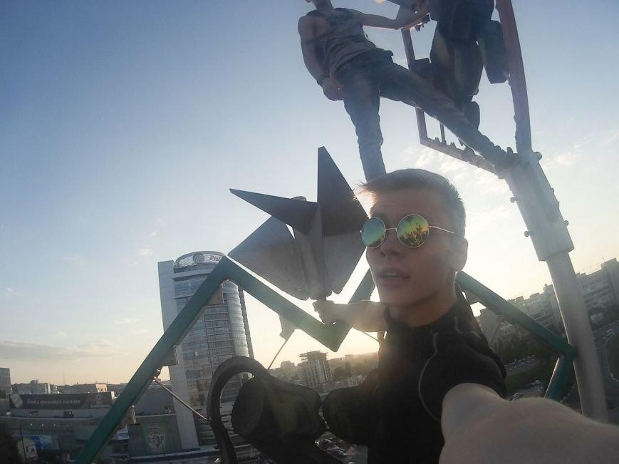 Экстремалы покоряют Днепропетровские вершины: куда на этот раз? (фото) - фото 2