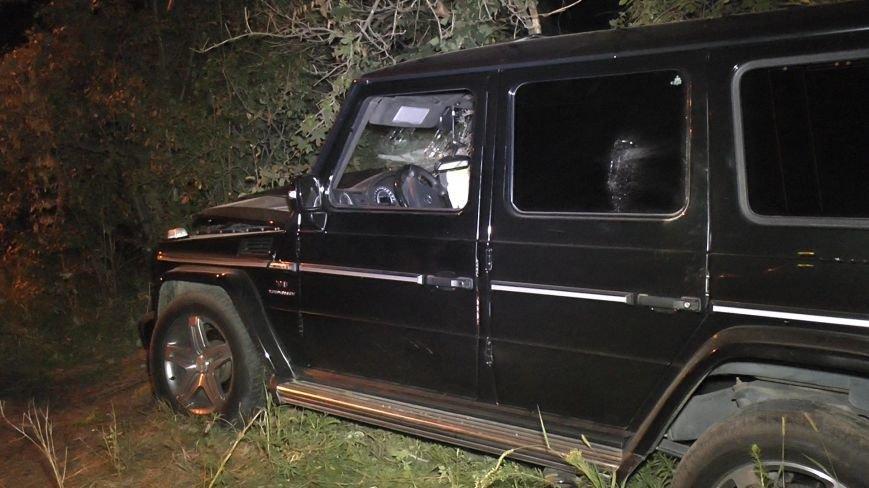 ДТП в Днепропетровске: Мерседес сбил 4-х пешеходов, одна женщина погибла (ФОТО) (фото) - фото 6