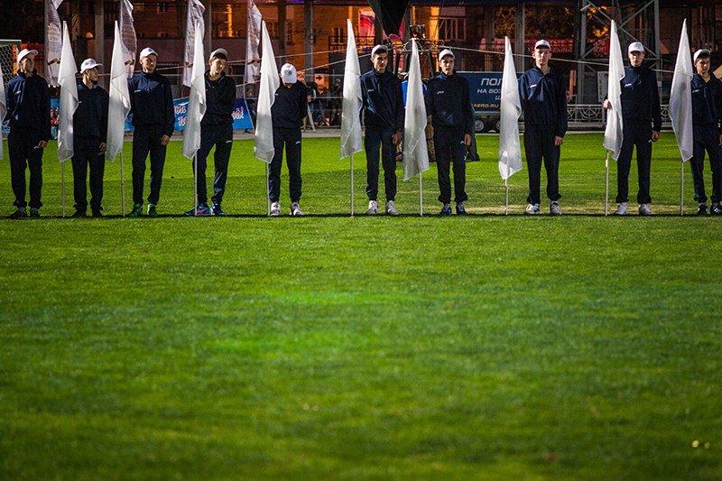 Школьники из 75 городов России открыли фестиваль ГТО в Белгороде (фото) - фото 5