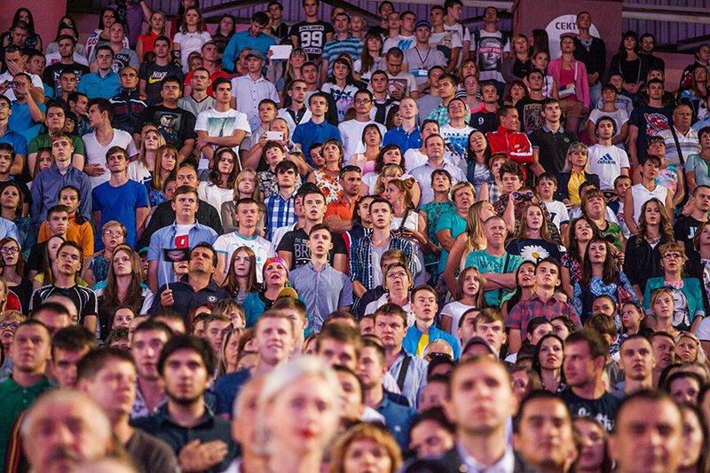 Школьники из 75 городов России открыли фестиваль ГТО в Белгороде, фото-3