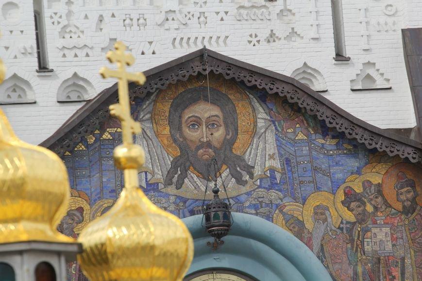 Ближе к Богу. Уикенд в Свято-Успенской Почаевской Лавре провел наш фотокорреспондент (ФОТО), фото-8