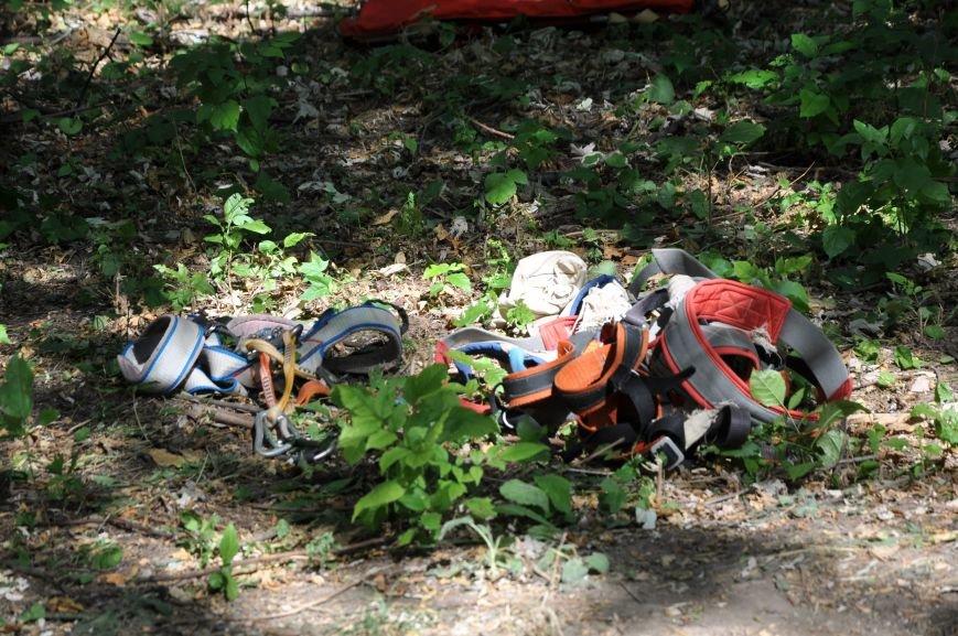 Инвалиды в Краматорске занимались альпинизмом (ФОТО, ВИДЕО), фото-3