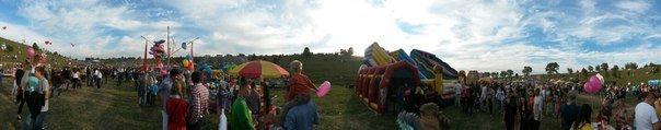 На Сумщині відбувся фестиваль «Єдина Сумщин - єдина країна» (фото) - фото 2