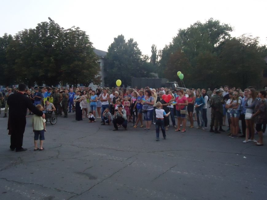 День Независимости димитровчане отметили вместе с телеведущей Соломией Витвицкой и ВИА «Українські барви» (фото) - фото 5