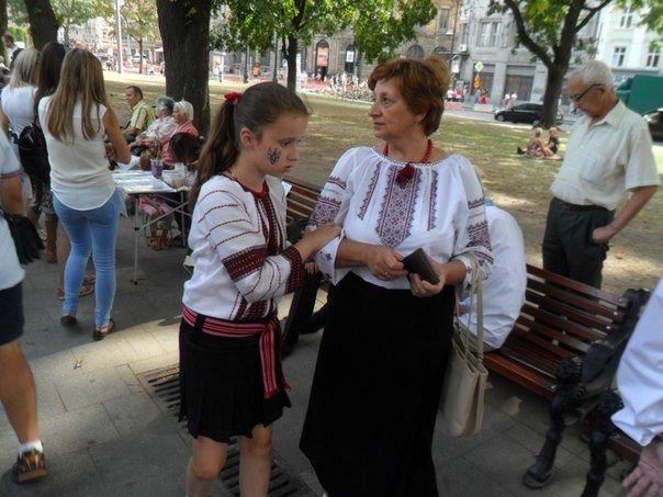 Як Львів відсвяткував День Незалежності (ФОТОРЕПОРТАЖ) (фото) - фото 1