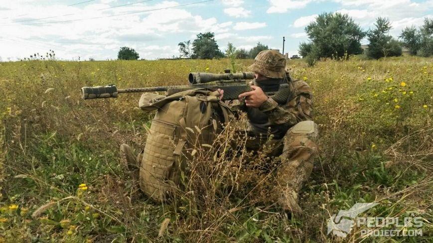 Николаевским снайперам передали рюкзаки (ФОТО) (фото) - фото 6