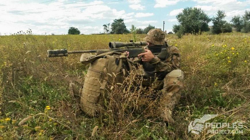 Николаевским снайперам передали рюкзаки (ФОТО) (фото) - фото 3