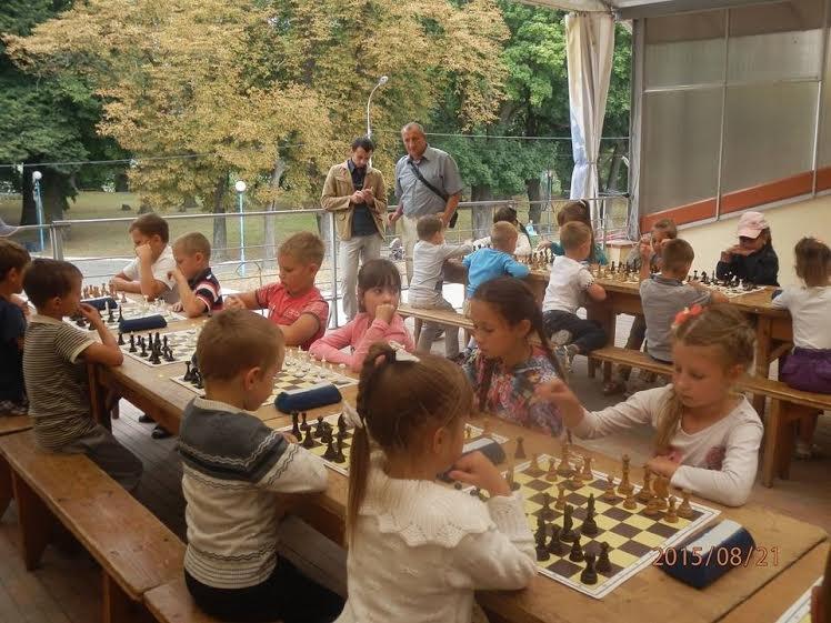 У Городоцькому районі для дітей провели шахові турніри (ФОТО) (фото) - фото 1