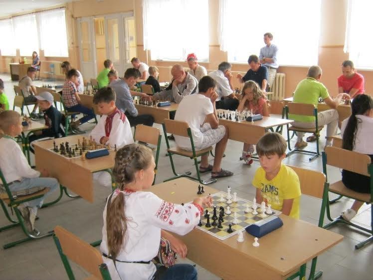 У Городоцькому районі для дітей провели шахові турніри (ФОТО) (фото) - фото 3
