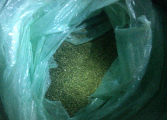У Коростишівському районі міліціонери вилучили майже 5 кг конопель (фото) - фото 1
