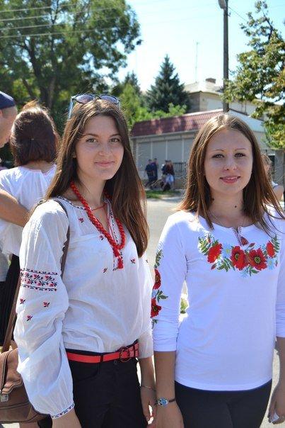 В Никополе прошёл Марш Независимости (фото) - фото 1