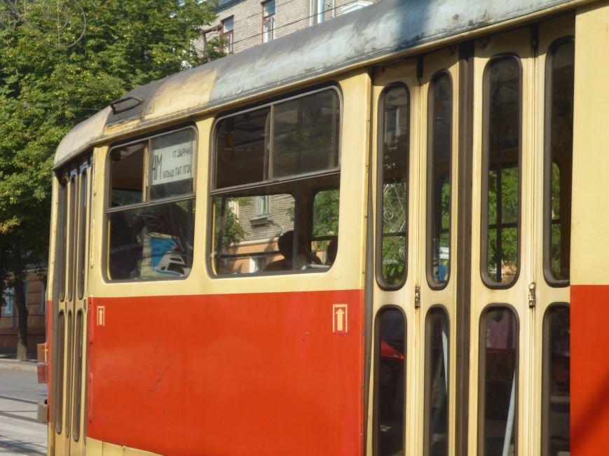 Для «раскрутки» нового маршрута скоростного трамвая 4М, криворожане предлагают поставить состав-«кобру» (ФОТО) (фото) - фото 2