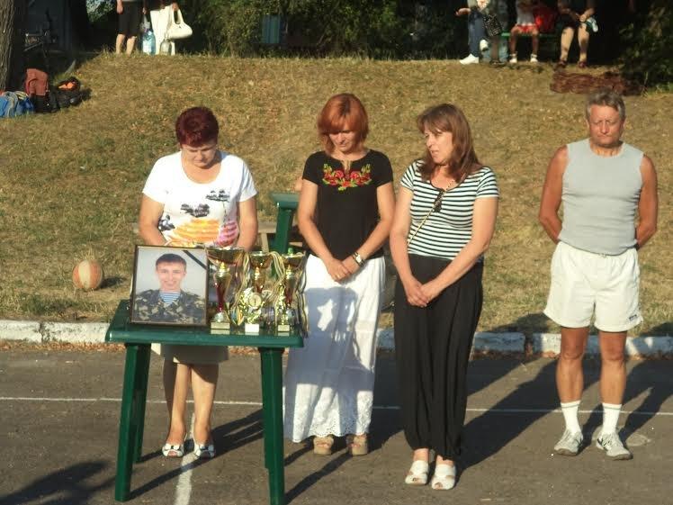 В Бродах провели баскетбольний турнір, присвячений бійцю, який загинув на передовій (ФОТО) (фото) - фото 3
