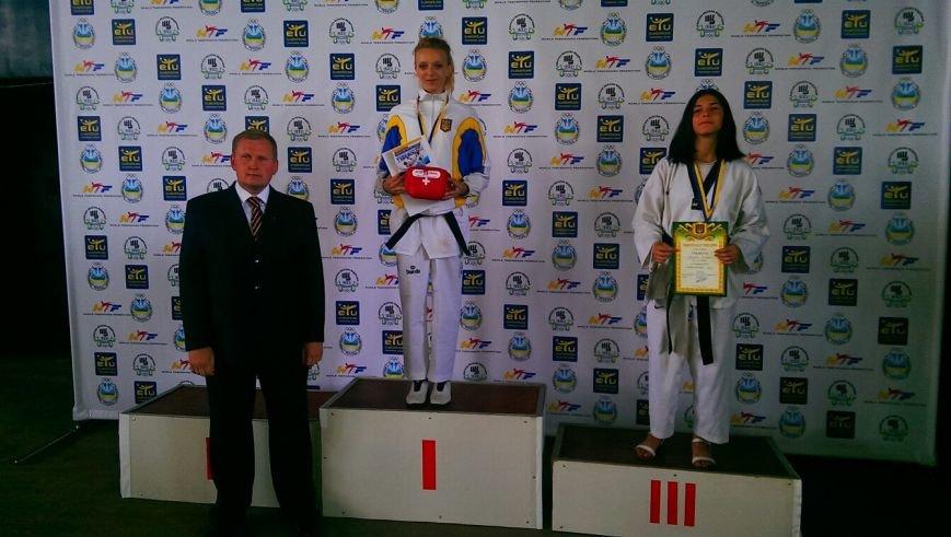 Днепродзержинские тхэквондисты завоевали дюжину медалей на чемпионате Украины, фото-9