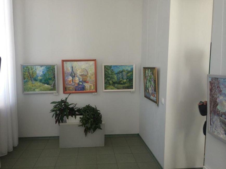 Плодовитый Василий Коренчук показал свои пейзажи и натюрморты (ФОТО), фото-6