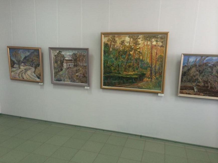 Плодовитый Василий Коренчук показал свои пейзажи и натюрморты (ФОТО), фото-4