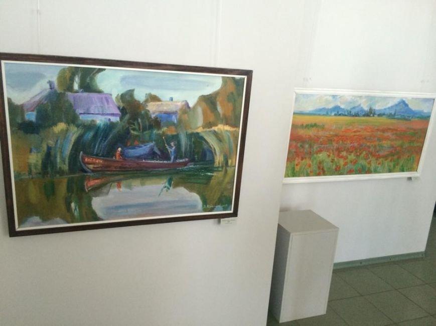 Плодовитый Василий Коренчук показал свои пейзажи и натюрморты (ФОТО), фото-7