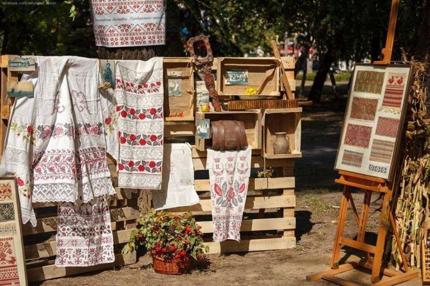 В Кривом Роге прошел уникальный этнофестиваль «Город мастеров» (ФОТО) (фото) - фото 1