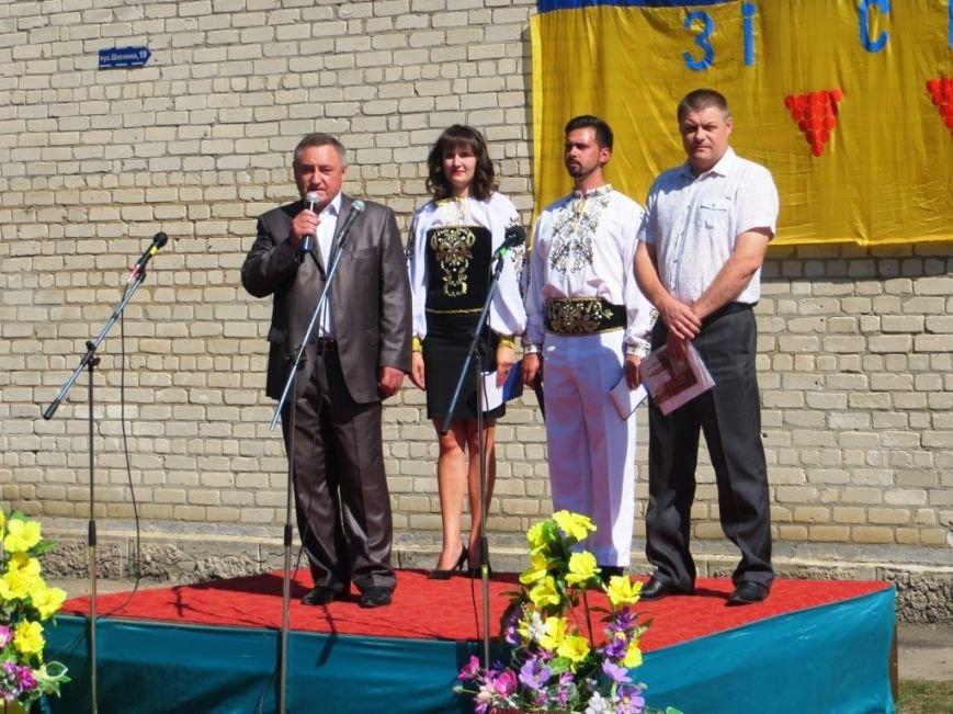 У Слов'янському районі відсвяткували День Незалежності України. ФОТО (фото) - фото 1