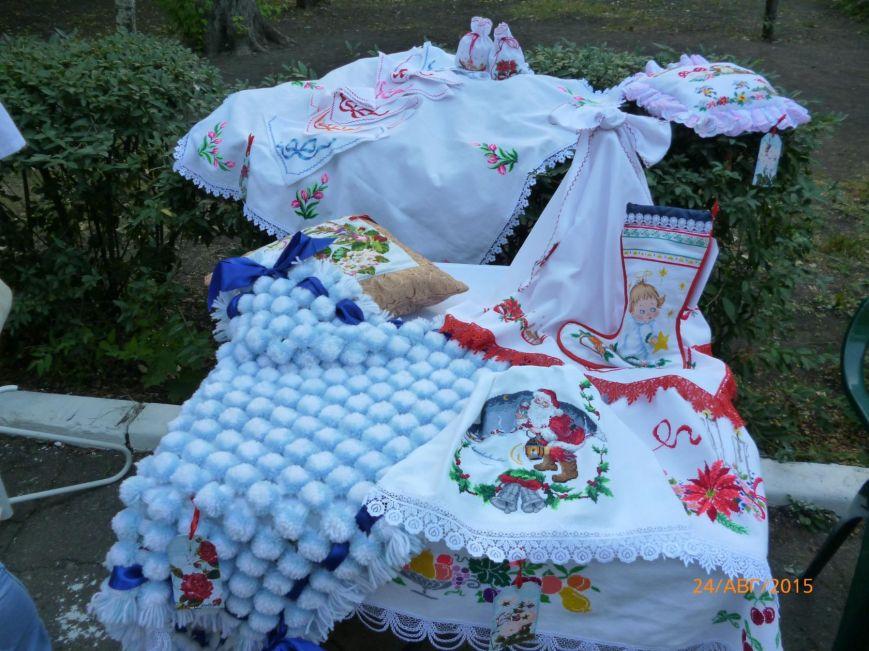 Жители Родинского отметили День Независимости (фото) - фото 4