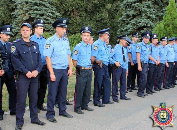 Славянские милиционеры отчитались о плодотворной отработке города и района (фото) - фото 1