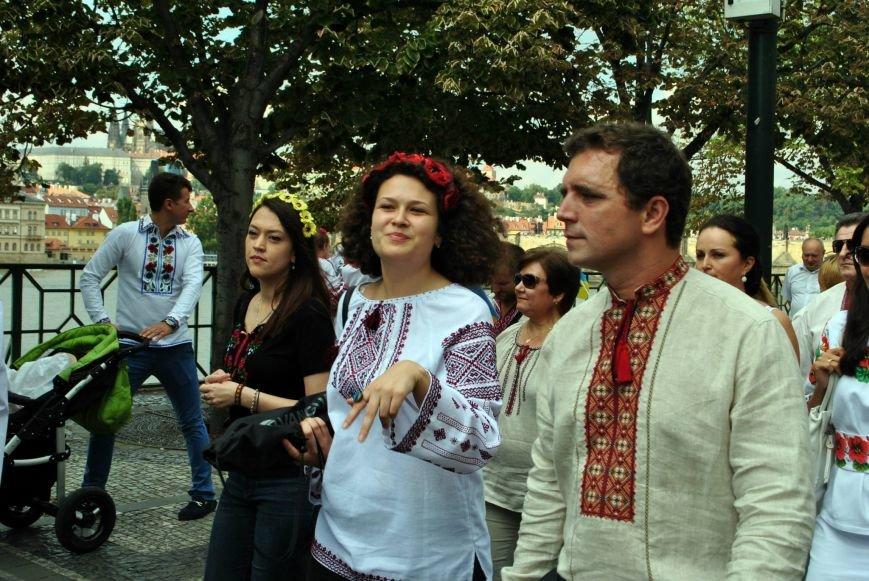 Мариупольцы в Чехии  отметили главный национальный праздник Украины (ФОТО), фото-2