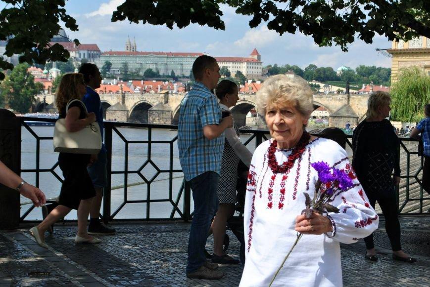 Мариупольцы в Чехии  отметили главный национальный праздник Украины (ФОТО), фото-13
