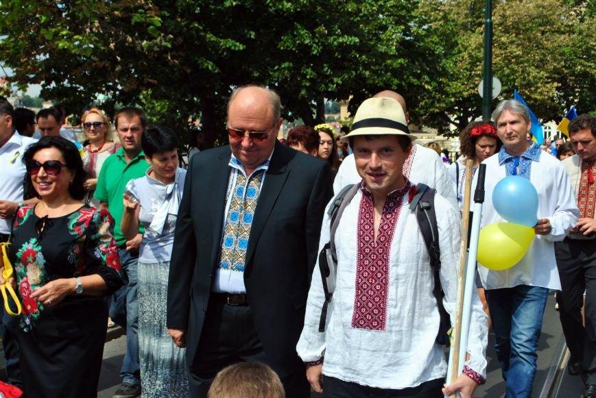 Мариупольцы в Чехии  отметили главный национальный праздник Украины (ФОТО), фото-6