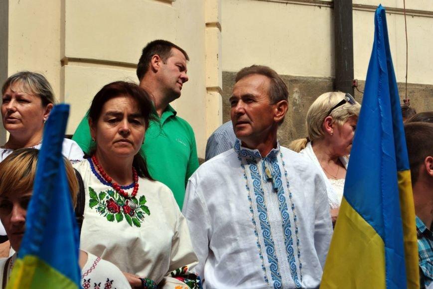 Мариупольцы в Чехии  отметили главный национальный праздник Украины (ФОТО), фото-10