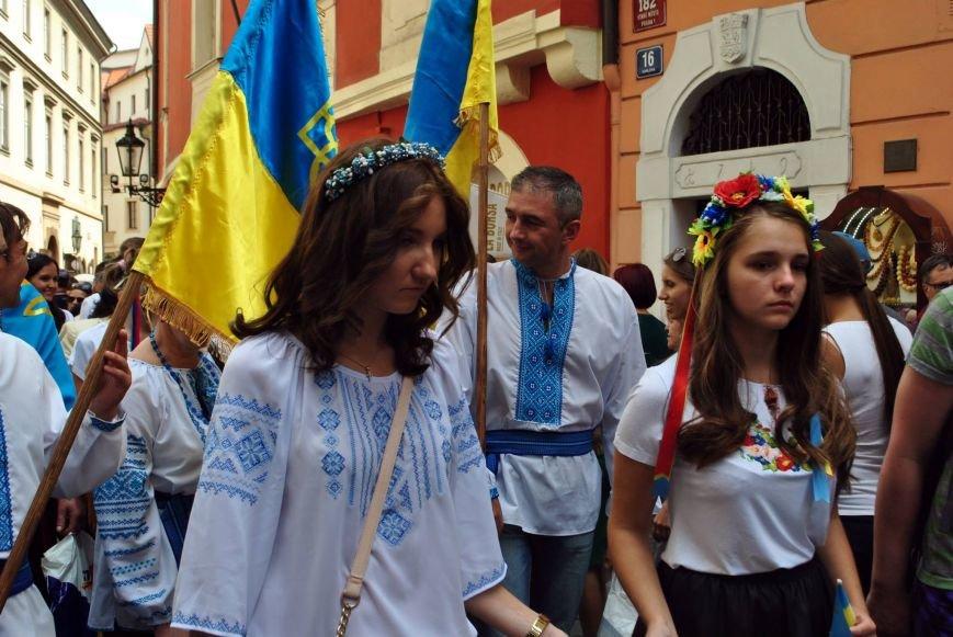Мариупольцы в Чехии  отметили главный национальный праздник Украины (ФОТО), фото-8