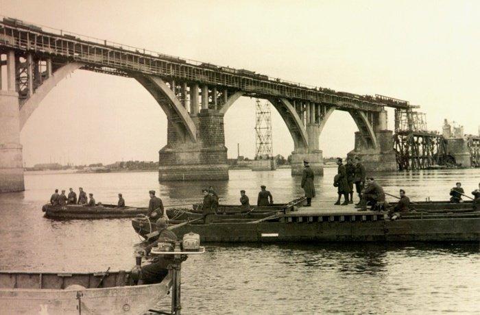 История самого загадочного моста Днепропетровска (фото) - фото 1