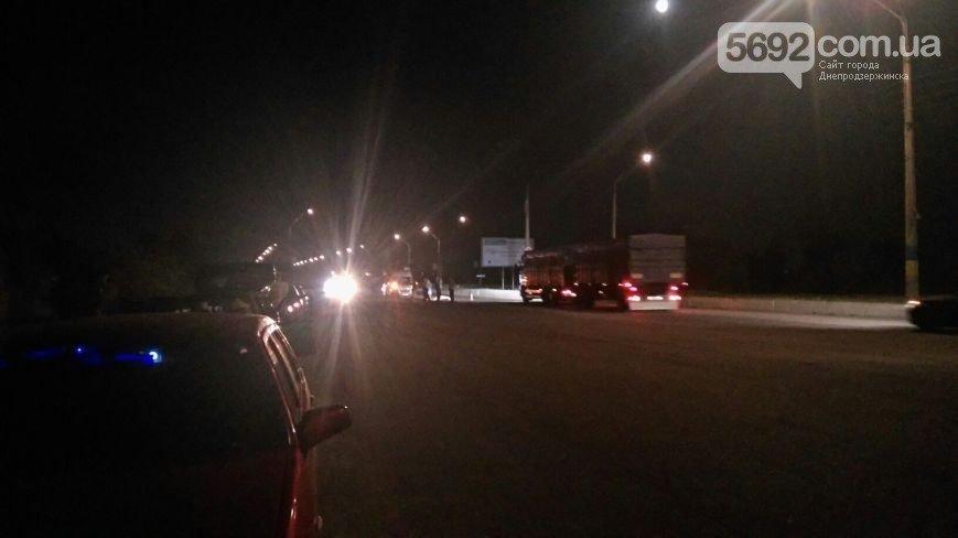 В Днепродзержинске на Новом мосту произошло ДТП со смертельным исходом (фото) - фото 1