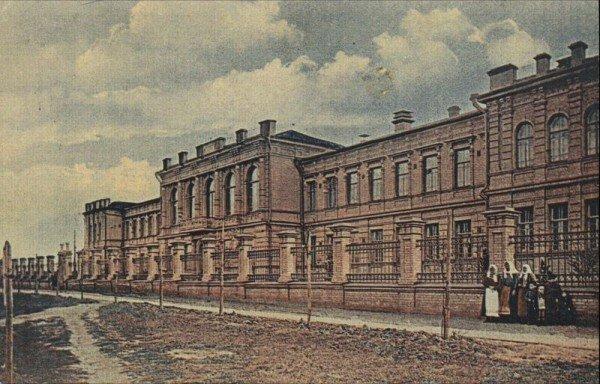 История одной из первых гимназий Екатеринослава, фото-1